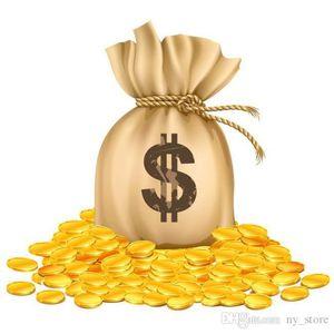 다만 균형을 위해 비용을 사용자 개인 사용자 제품 지불 돈 1 개 조각 = $ 1에 대한 DHL 추가 상자 요금 비용