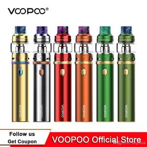 100% autentico kit di avvio per calibro di Voopoo 110W batteria incorporata 3000ah con serbatoio UFORCE da 5 ml Bobina UFORCE potente kit penna vs penna Vape 22