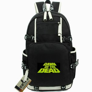 Tagesrucksack für die Morgenröte Der Tod des Tagesrucksack Zombie-Schultasche Filmrucksack Computerrucksack Sportschultasche Out Door Backpack