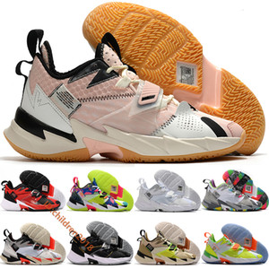 Why Not Zer0.3 basquete sapatos para homens Sneakers 3.0 KB3 Lavados Coral Splash Zone Zer0 Noise UNITE Outdoor Trainers Tamanho 40-46