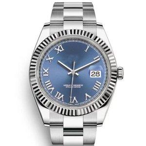 Moda de lujo Mens mecánico automático de etiquetas Datejust Movimiento dama Gmt diseñador de los hombres relojes de pulsera hombre maestro del reloj de Montre de luxe