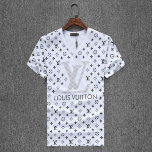 PP19 Modedesigner Marke Top Tees Short Sleeve Casual T-Shirt New Arrivals Damen Herren der neue Sommer-T-Shirt mit Marken Brief