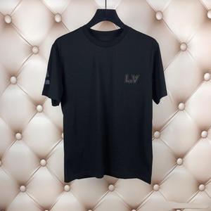 2019 magliette firmate da uomo Crazy Men Tshirt T-shirt a scomparsa Design Rife Girocollo Magliette