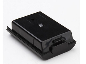 AA Batteriefach Pack Deckel Shell-Schild-Halter-Kasten-Kit für Xbox 360 Wireless Controller Ersatzteile Reparatur