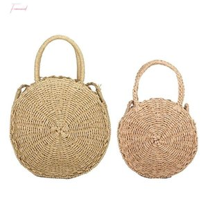 Fashion Women Shell Envelope National Bag Ladies Sac Shoulder Bolsa Rattan Bag Handmade Woven Beach Cross Body Bag Drop Shipping