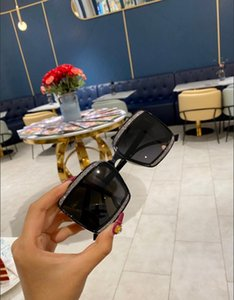 New sunglasses men designer metal vintage sunglasses fashion style square frameless UV 400 lens with original case #00