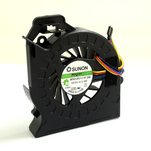 Portatile ventola di raffreddamento del CPU DV6-6000 P / N: MF60120V1-C181-S9A 5V 2.0W 4lines MF60120V1-C180-S9A MF60120V1-C181-S9A ventilatore DV6-6000