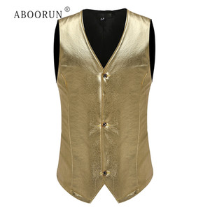 ABOORUN Men 's Classic Paisley Jacquard 양복 조끼 조끼 파티 조끼 넥타이 정장 정장 포켓 스퀘어 세트 R1499