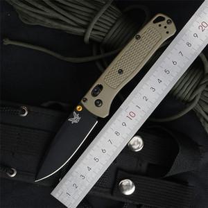 BENCHMADE BM535 / S couteau pliant AXIS S30V lame FRN poignée couteau de camping en plein air BM940 BM 940 BM BM943 781 BM810 BM484 BM41 couteau papillon