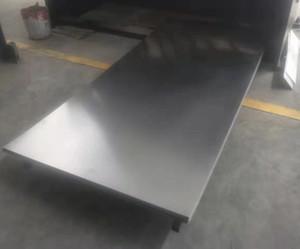 Çin Üretimi Profesyonel Astm F67 Titanyum Alaşımlı Levha Fiyat, Titanyum Plat Ti-6Al-4V Malzemeler Satılık Gözenekli Titanyum Sinterlenmiş Plaka