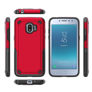 For Samsung Galaxy J8 J6 J4 J2 Pro A8 A6 Plus J7 NEO 2018 Hybrid Rugged Armor Phone Case Protective Cover Shell