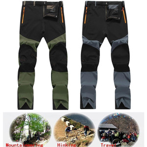 High Men's Pants Men's Clothing Quality Functional Mens Trousers Outdoor Tactical Waterproof Cold Resistant Cargo Hiking Skiing Climbing Com
