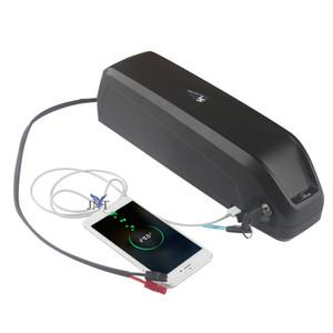 Kit de batterie de vélo électrique 48V 17AH de haute qualité pour moteur de 400W à 1KW avec chargeur 2A Livraison à domicile sans taxes