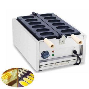 HOT FORTS antiadhésif coréenne Egg Machine à pain commercial Egg Forme Gaufrier électrique Gyeran-ppang Maker Machine