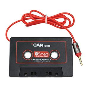 Car Cassette Adaptor 3.5mm AUX Jack Tape Converter For MP3 4,
