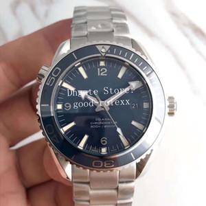 10 Farbe Keramik-Lünette-automatische Miyota 8215 Cal.8500 Uhr-Mann-Apnea James Bond 007 Ocean Diver 600m Uhren Luminous Armbanduhr