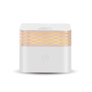 KBAYBO 120 мл эфирное масло аромат диффузор электрический увлажнитель воздуха usb mini Square mist maker теплый ночной свет для дома спальни