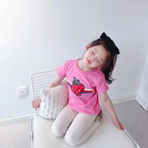 Baby Boys T Shirt Summer Kids Boys Girls T-Shirts Clothes Cotton Tops Toddler Girl Shirts children Girls clothing