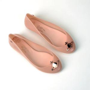 Melissa Amor Espaço 2020 Shoes New Mulheres Plano Sandals Marca Original Melissa por Mulheres Jelly Sandals Feminino Jelly Shoes 35-39