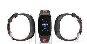 Banda inteligente DM11 3D Dynamic UI Rastreador De Fitness Pulseira Monitor de freqüência cardíaca Pulseira IP68 À Prova D 'Água para o telefone inteligente
