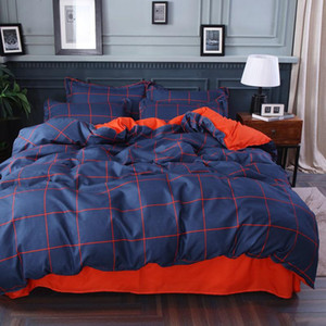 Plata floral de la frontera bedlinens de algodón bordado Beding Conjunto reina extragrande duvet cover set Bedsheet fundas de almohada
