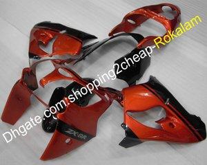 COWLINGS 2000 2001 9R CHAQUINGS SET PARA KAWASAKI ZX-9R ZX9R ZX 9R 00 01 Kit de carenado de moto negro rojo