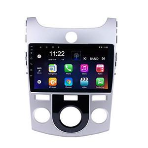 Car Radio 9 pouces Android 9.0 pour KIA Forte MT 2008-2012 Navigation Système de soutien carplay TV numérique DVR caméra arrière