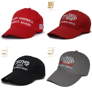 PlqCa HOT Sale Keep Great America Red Donald Trump Hats MAGA Adults Trump Support Sports Baseball Caps Hatprice