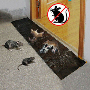 Tamanho Grande Super Catcher Glue Traps Super Sticky rato rato ratos roedor Cobra erros Glue Traps Board Mat Non-veneno
