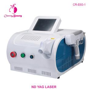 المحمولة الثانية جهاز ليزر YAG 60E-1 النبض طويلا ND YAG ليزر إزالة الشعر آلة الثانية ياج إزالة الوشم بالليزر
