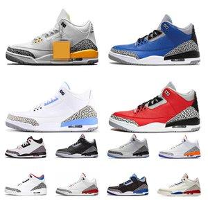 Nike Air Jordan 2020 Nouveautés Orange Rouge chaussures de basket-ball de ciment Tinker UNC hommes chaussures de sport loup chat noir gris feu rouge katrina Jumpman de trianers