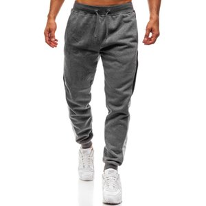 Men's Trousers Drawstring Straight Pants Sweatpants Baggy Pants Slacks Casual Loose Cotton Pant For Men