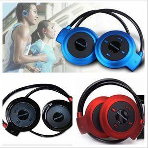 2016 New Mini 503 Neckband Sport Wireless Bluetooth Handsfree Stereo Headset Headphone Earphone for Mp3 Player