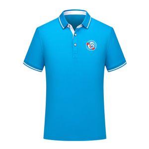 2020 rc strasbourg Polo camisa de los hombres de fútbol de manga corta polos de entrenamiento deportivo de moda Polos de fútbol de fútbol camiseta Jersey de los hombres Polos