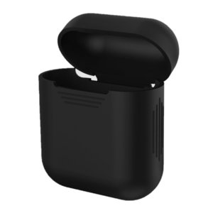 100pcs DHL Shipping TPU Silicone Bluetooth Wireless Earphone Case For AirPods Protective Cover Charging Box Only Protective Case