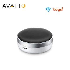 Uzaktan AVATTO Tuya 2.4GHz WiFi IR, Kızılötesi Evrensel Akıllı Alexa için Uzaktan Kumanda Akıllı Ev Otomasyon İş, Google Ana