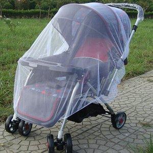 Carrinho de Bebê Carrinho de Mosquito Insect Net Shield Seguro de Proteção aos Bebês malha Stroller Acessórios Mosquito Net 2020 transporte livre novo quente