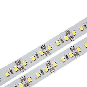CresTech DC12V 1M 120LED / M 3000-3500K / 4000-5000K / 6000-6500K / 7000-9000K aluminium LED barre rigide 2835 LED Strip