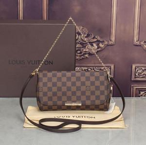 Freies Verschiffen! Hight Qualität echtes Leder-Handtaschen-Frauen-Schulter-Beutel 40718 Lieblingshandtasche mm echtes Leder 40717