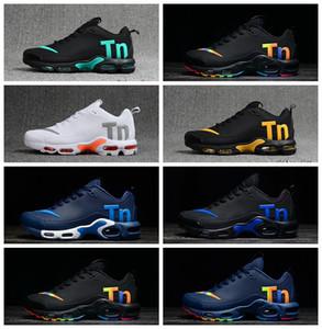 NIKE 2019 designer de moda de luxo sapatos das mulheres dos homens onda runner running shoes formação melhor qualidade ar mens chaussures tn plus v2 max gota de plástico