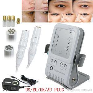 Nueva Bipolar RF sin agujas mesoterapia facial belleza del cuerpo de dispositivo de radiofrecuencia Electroportion piel rejuvenecimiento de eliminación de arrugas