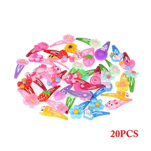1 5 10 PCS Wholesale Mix Color Styles Flower Cartoon Assorted Lovely Kids Girls Woman HairPin Clips Hair Accessories Jewelry
