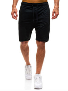 Herren Summer Sport Sweat Shorts loser Harem Trainings Tanz Baggy Joggen Lässige Shorts Schwarz, Blau, Grau