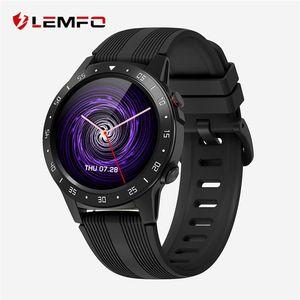 LEMFO M5S GPS relógio inteligente Homens Independent Cartão Chamada Heart Rate Monitor IP67 impermeável Barómetro Compass Tempo Smartwatch