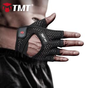 Tmt Gants De Gym Heavyweight Sport Exercice Poids Gants De Levage Respirant Musculation Formation Sport Fitness Gants C19022301