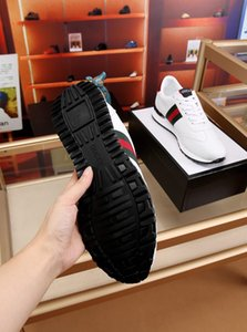 2020 New Designers Mens Luxuries Shoes Trainers Womens Sneakers Casual Shoes Chaussures Luxe Espadrilles Scarpe Firmate AIShang GU-019