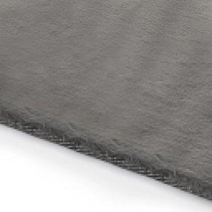 Tapis synthétique Gris foncé Lapin Autre Home Textile