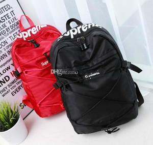 Moda Marca Designer Backpack Duplo ombro sacos de luxo exterior Viajando letra impressa Mochilas escolares para as Mulheres Estudantes Mochilas 2019