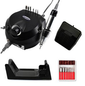 35000 20000 RPM Electric Nail Drill Bits Set Mill Cutter Machine For Manicure Nail Tips Manicure Electric Nail Pedicure File