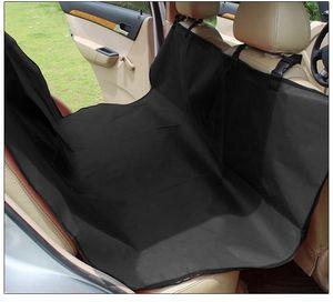 أكسفورد القماش للماء مقعد السيارة الحيوانات الأليفة يغطي Tracel الكلب حصيرة الخلفي المقعد الخلفي وسادة حامي لطي حجم 53.15x53.15inch